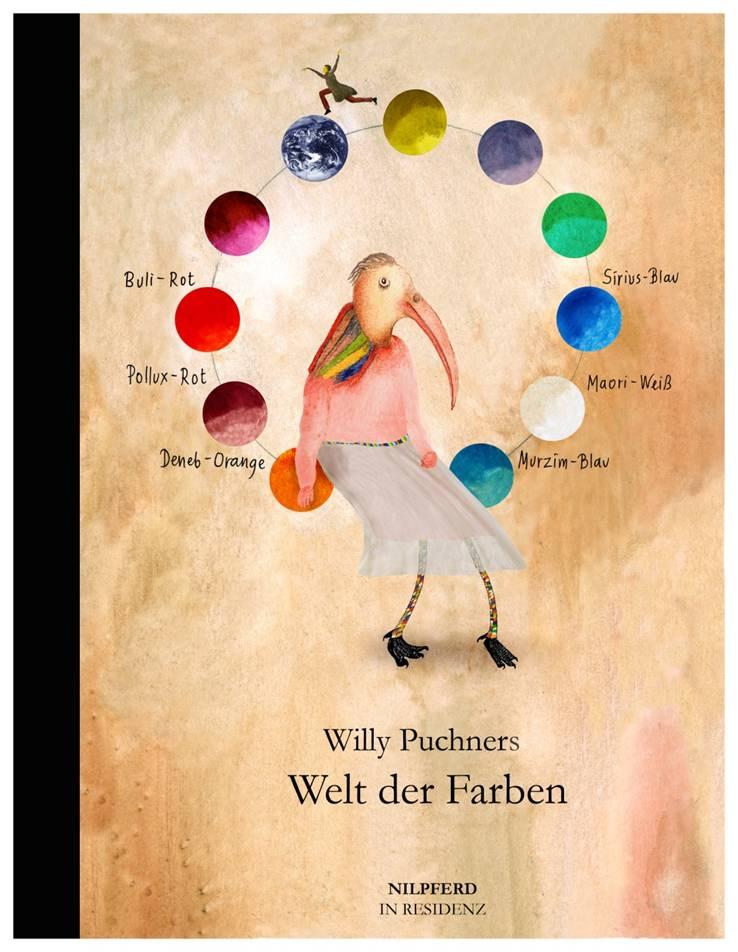 Willy Puchners Welt der Farben