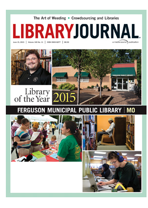 Cover Library Journal