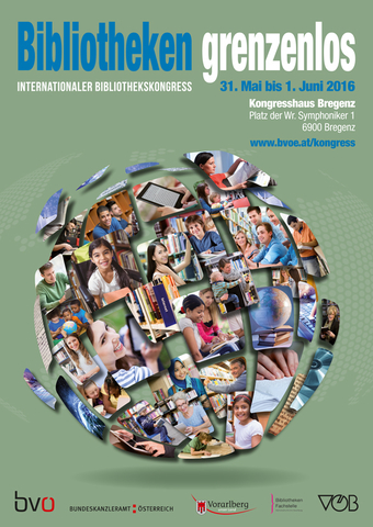 Bibliotheken grenzenlos - Internationalen Bibliothekskongress